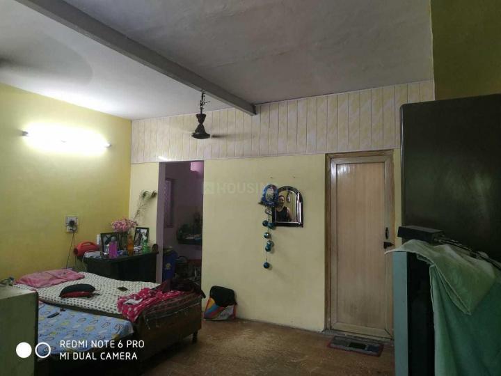 जनकपुरी में होमली रेसिडेंसी पीजी में बेडरूम की तस्वीर