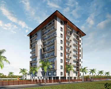 Gallery Cover Image of 1040 Sq.ft 2 BHK Apartment for buy in Madhapur for 3500000