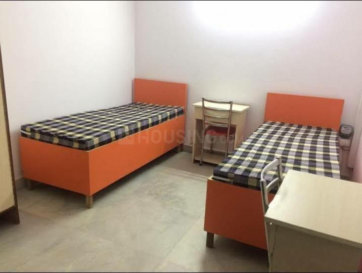 Bedroom Image of Cozy Girls PG in Greater Kailash I