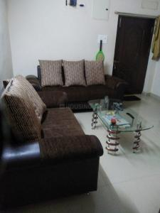 Gallery Cover Image of 1515 Sq.ft 3 BHK Apartment for rent in Hafeezpet for 26000