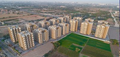 Gallery Cover Image of 1590 Sq.ft 3 BHK Apartment for buy in Applewood Estates Sorrel, Shela for 6000000