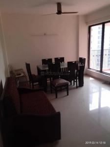 Gallery Cover Image of 1350 Sq.ft 2 BHK Apartment for rent in Logix Blossom County, Sector 137 for 16000