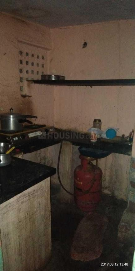 Kitchen Image of 550 Sq.ft 2 BHK Independent House for buy in Hebbal for 2800000