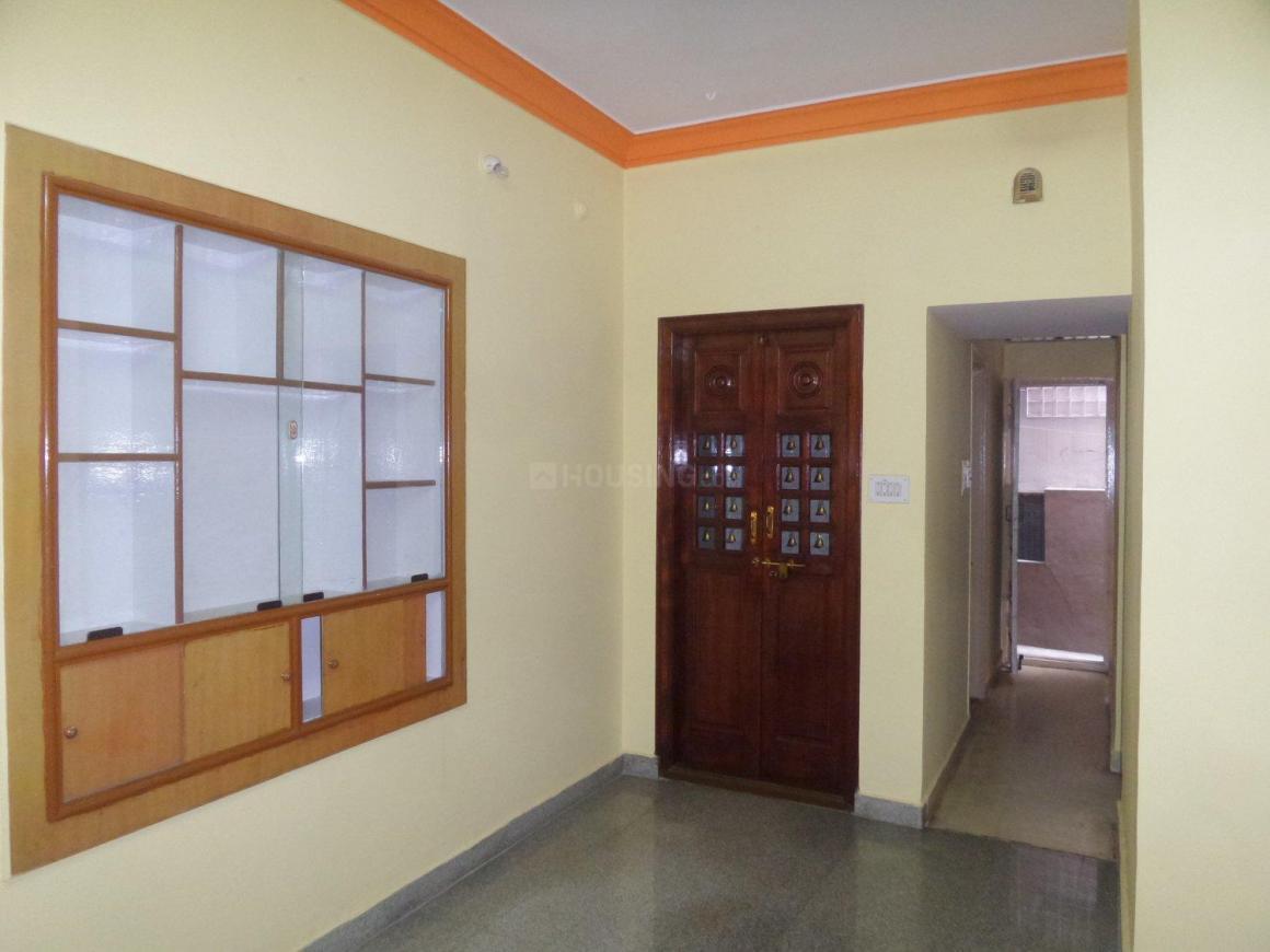 Living Room Image of 500 Sq.ft 1 BHK Independent Floor for rent in Vijayanagar for 9000