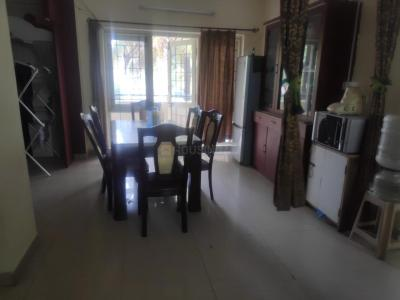 Gallery Cover Image of 1700 Sq.ft 3 BHK Apartment for rent in The Canopy Apartment, Horamavu for 25000