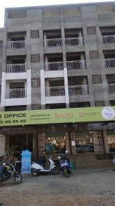 Gallery Cover Image of 410 Sq.ft 1 RK Apartment for buy in Ajmera Vishwa Nagri Building No 3 And 4, Vasai East for 1475000