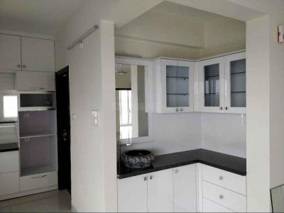 Gallery Cover Image of 2155 Sq.ft 3 BHK Apartment for rent in Khaja Guda for 40000