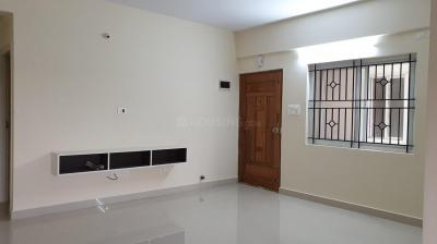 Gallery Cover Image of 1395 Sq.ft 3 BHK Apartment for rent in Vijetha Gardenia, Muneshwara Nagar for 30000