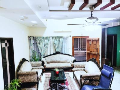 Gallery Cover Image of 2400 Sq.ft 4 BHK Independent House for rent in Bagalakunte for 40000
