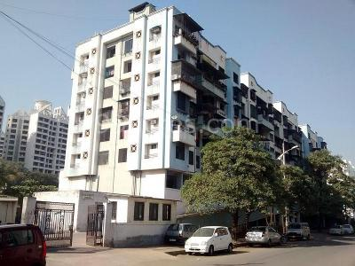 Gallery Cover Image of 700 Sq.ft 1 BHK Apartment for buy in Kharghar for 6500000