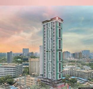 Gallery Cover Image of 455 Sq.ft 1 BHK Apartment for buy in Applaud 38, Goregaon East for 9200000