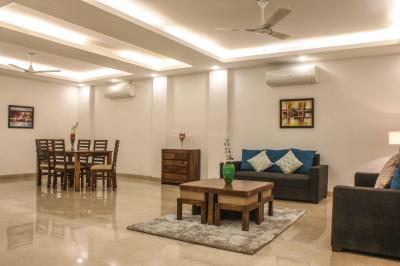 Gallery Cover Image of 2200 Sq.ft 3 BHK Independent Floor for rent in Panchsheel Enclave for 75000