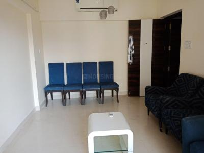 Gallery Cover Image of 743 Sq.ft 1 BHK Apartment for rent in Thane West for 16500