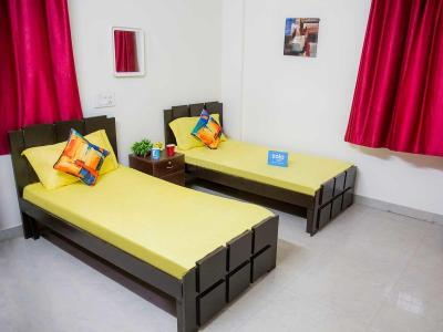 Bedroom Image of Zolo Mandarin in Thoraipakkam