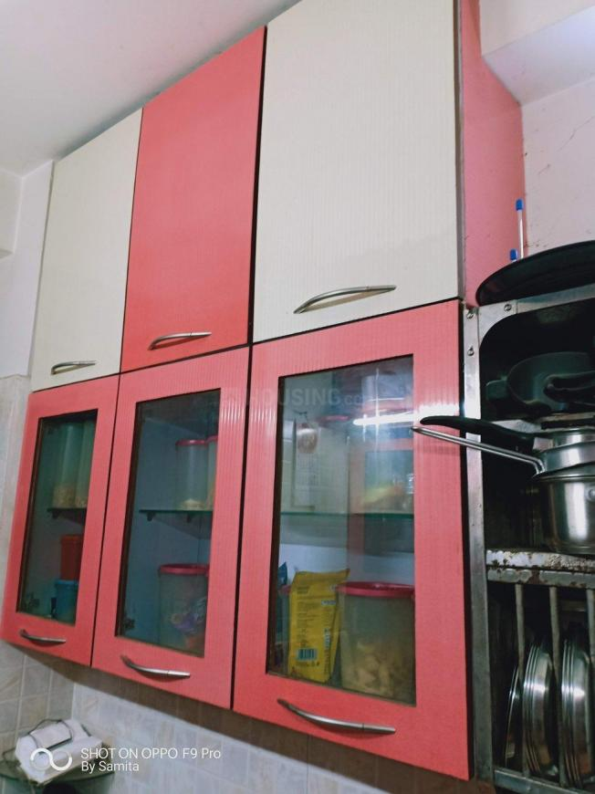 Kitchen Image of 1445 Sq.ft 3 BHK Apartment for buy in Garia for 7000000