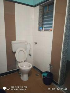Bathroom Image of Vantage Homes PG in Siruseri