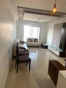 Gallery Cover Image of 1450 Sq.ft 3 BHK Apartment for rent in Kanakia Paris, Bandra East for 95000