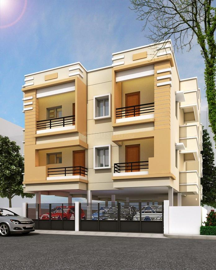 Building Image of 755 Sq.ft 2 BHK Apartment for buy in Ambattur for 3926000