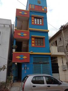 Gallery Cover Image of 600 Sq.ft 1 BHK Independent Floor for rent in Andrahalli for 250000