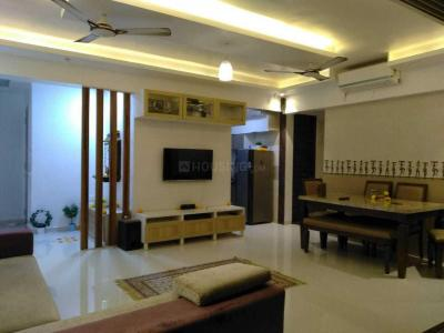 Gallery Cover Image of 1000 Sq.ft 2 BHK Apartment for rent in Ghansoli for 53000