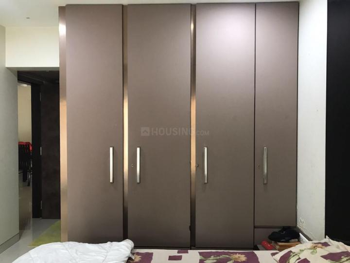 Bedroom Image of 1800 Sq.ft 3 BHK Apartment for rent in Juhu for 150000