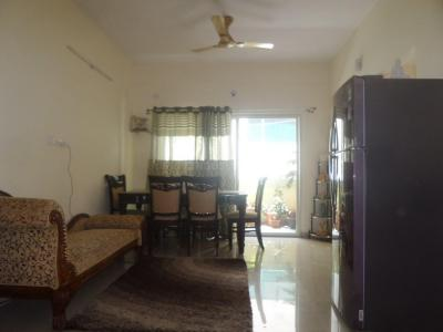 Gallery Cover Image of 1533 Sq.ft 3 BHK Apartment for rent in Aditya Aditya Tussar, BTM Layout for 40000