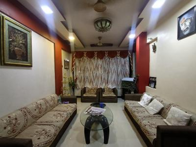 Gallery Cover Image of 1000 Sq.ft 3 BHK Apartment for buy in Dombivli West for 8500000
