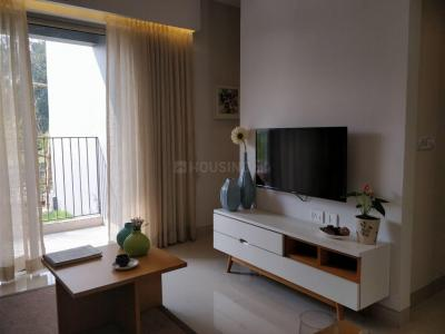 Gallery Cover Image of 891 Sq.ft 2 BHK Apartment for buy in Hanspukuria for 4500000