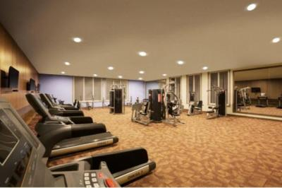 Gym Image of PG Bhandup in Powai