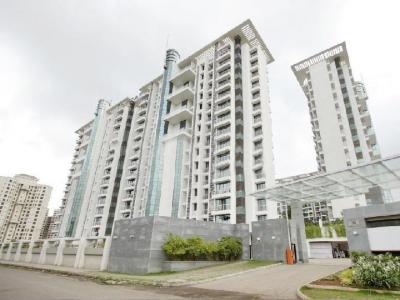 Gallery Cover Image of 2000 Sq.ft 3 BHK Apartment for rent in Kharghar for 32000