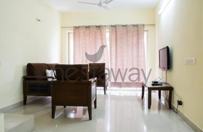 Living Room Image of 403 Mak Park View in Bellandur