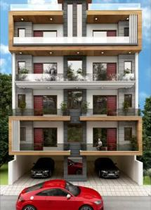 Gallery Cover Image of 850 Sq.ft 2 BHK Independent Floor for buy in Punit Homes 15, Sector 49 for 3600000