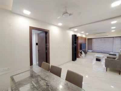 Gallery Cover Image of 1500 Sq.ft 3 BHK Apartment for rent in Panju Mahal, Bandra West for 160000