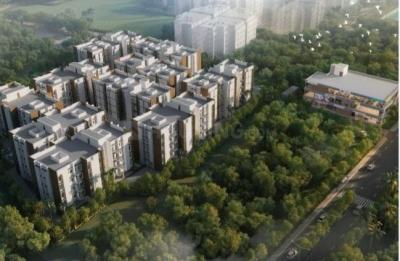 Gallery Cover Image of 641 Sq.ft 2 BHK Apartment for buy in Magnolia Nakshatra, Barasat for 1500000
