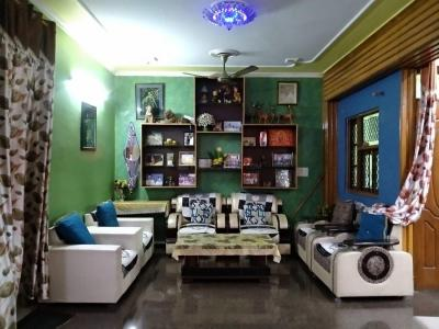 Living Room Image of Harman PG in Chhattarpur