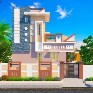 Gallery Cover Image of 900 Sq.ft 2 BHK Independent House for buy in Mohabbewala for 3800000