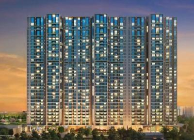 Gallery Cover Image of 2212 Sq.ft 4 BHK Apartment for buy in Sagitarius Bluegrass Residences Tower I, Yerawada for 39500000