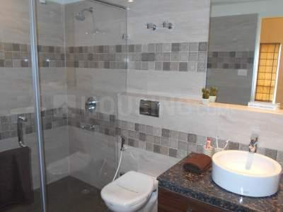 Bathroom Image of 1529 Sq.ft 3 BHK Apartment for buy in Elita Garden Vista Phase 2, New Town for 8614500