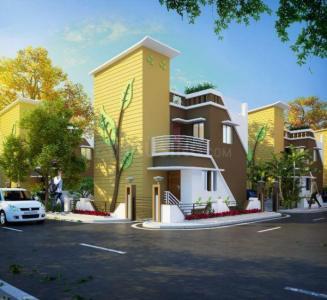 Gallery Cover Image of 1087 Sq.ft 3 BHK Villa for buy in Raspunja City, Joka for 2300000