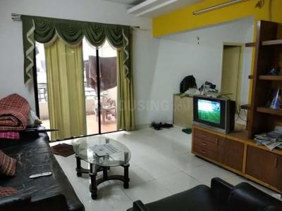 Gallery Cover Image of 700 Sq.ft 1 BHK Apartment for rent in New Kalyani Nagar for 20000