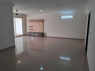 Gallery Cover Image of 2850 Sq.ft 4 BHK Apartment for rent in Pallikaranai for 27000