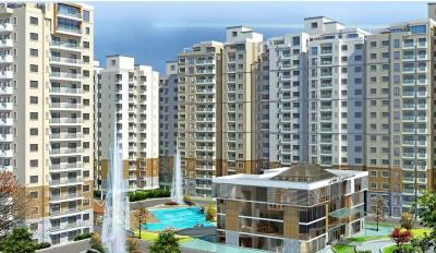Gallery Cover Image of 683 Sq.ft 1 BHK Apartment for rent in Ahad Euphoria, Carmelaram for 20000
