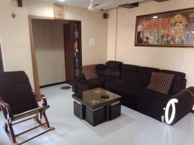 Living Room Image of 1500 Sq.ft 3 BHK Independent Floor for buy in Sonam New Golden Nest Ph 14, Mira Road East for 12500000