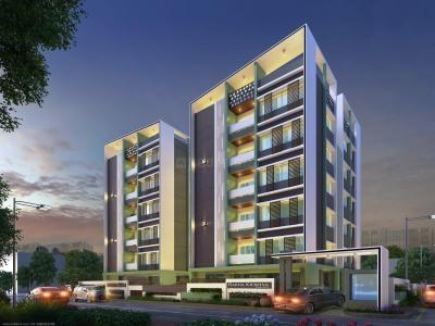 Gallery Cover Image of 1186 Sq.ft 2 BHK Apartment for rent in Attapur for 20000