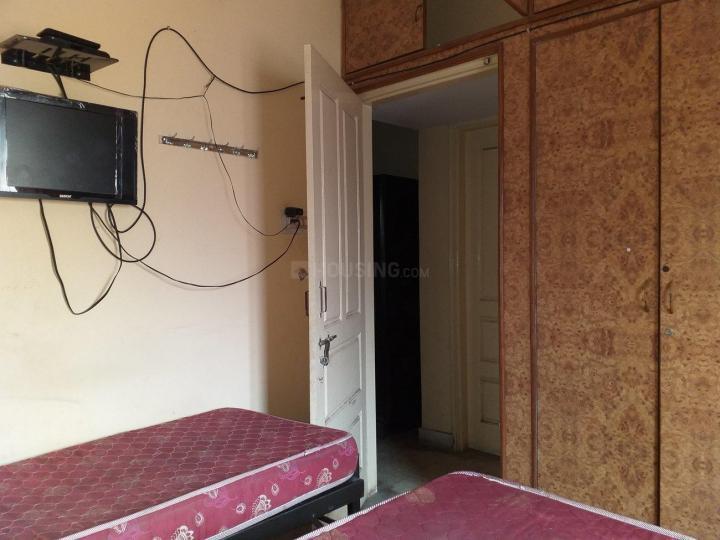 बीटीएम लेआउट में श्री लक्ष्मी वेंकटश्वरा पीजी में बेडरूम की तस्वीर