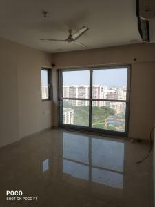 Gallery Cover Image of 1050 Sq.ft 2 BHK Apartment for rent in Srishti Harmony, Powai for 45000