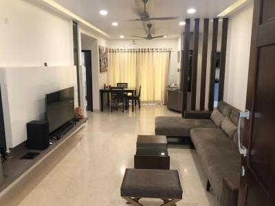 Gallery Cover Image of 3200 Sq.ft 3 BHK Apartment for rent in Jubilee Hills for 100000