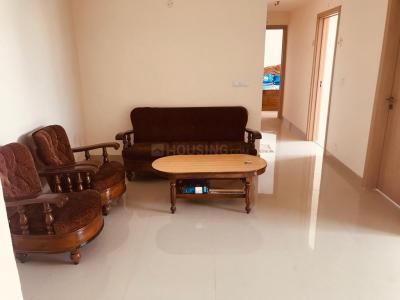 Gallery Cover Image of 1369 Sq.ft 2 BHK Apartment for rent in DLF New Town Heights, New Town for 25000