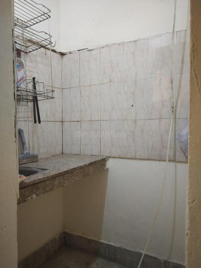 के.एस पीजी इन लक्ष्मी नगर के किचन की तस्वीर