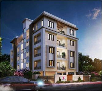 Gallery Cover Image of 1250 Sq.ft 3 BHK Apartment for buy in Lifestyle Excellenza, Ekkatuthangal for 12502437